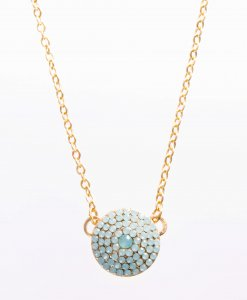 Silvestre Pacific Pendant Necklace