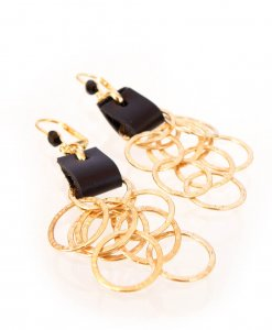 Chic Rock Earrings